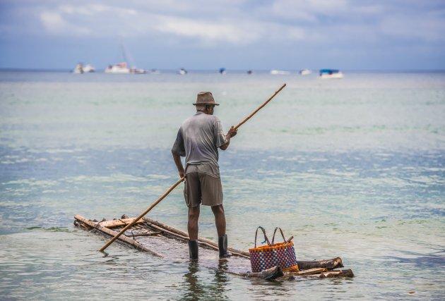 Ook armoede in het mondaine Mauritius