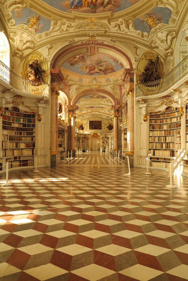 Bibliotheek van Admont