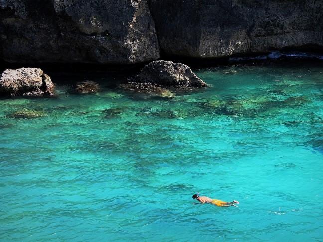 Snorkelen bij Playa Lagun