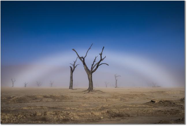 White Rainbow at Deadvlei