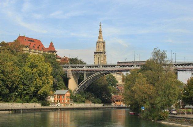 Kirchenfeldbrug Bern