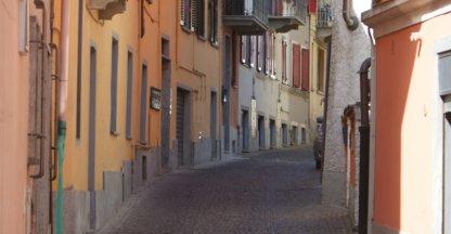 Italiaanse sferen in Canelli