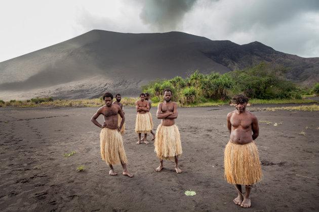 Leven onder een vulkaan