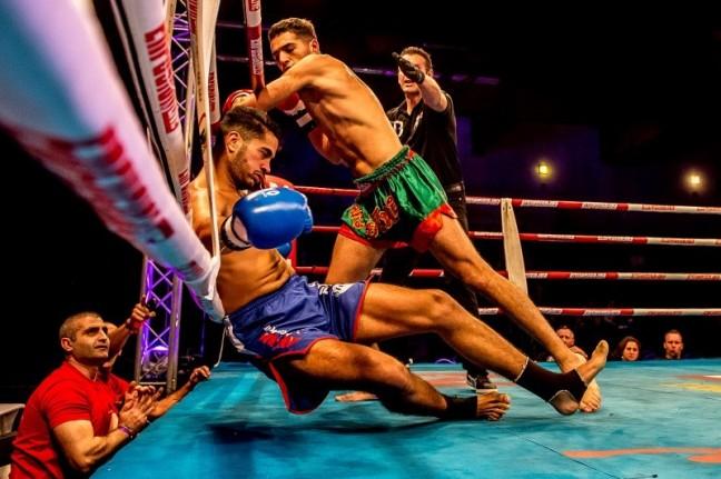 thai boksen