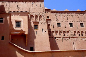 Marokkaanse architectuur