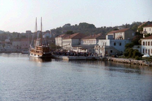 De haven van Sali