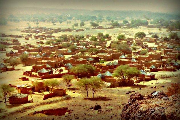 Het dorp Bani
