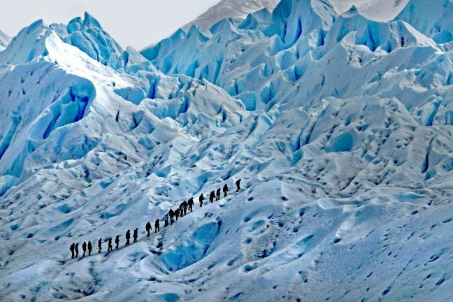 Onvergetelijke gletsjerhike in NP Los Glacieres