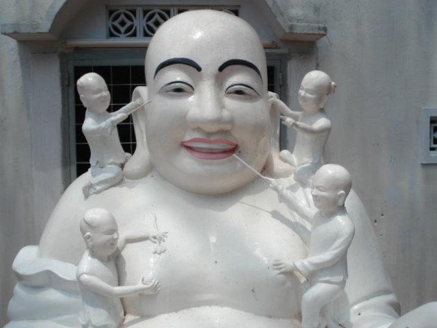 Boeddha & Friends at Marble Mountain