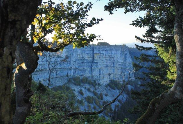 Creux du Van canyon