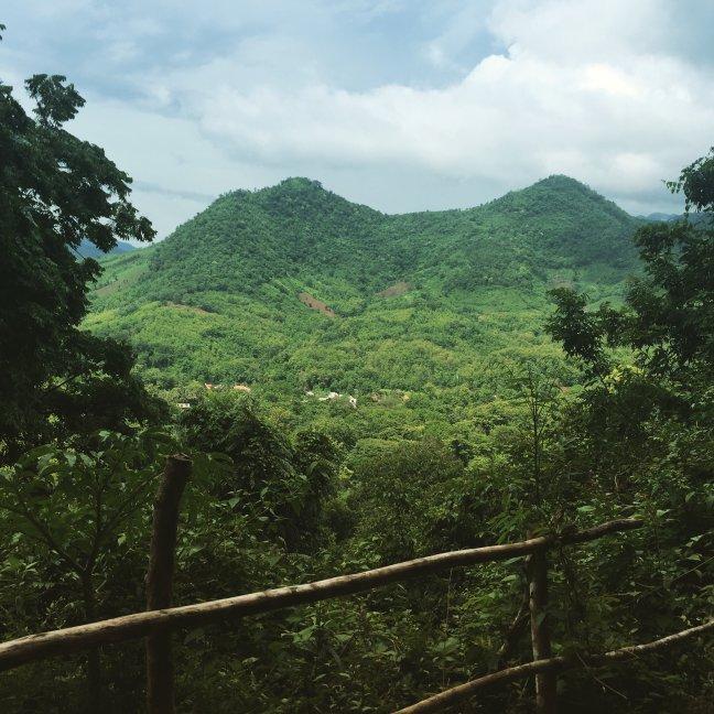 View Luang Prabang in Laos