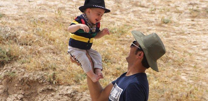 Met kinderen naar Iran: gewoon doen!
