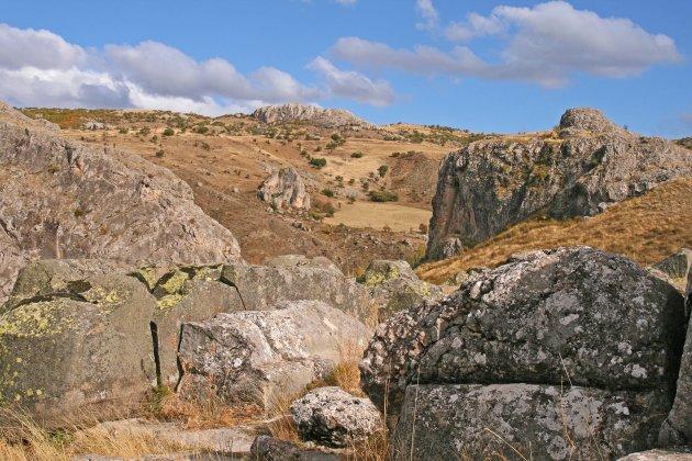landschap Hattusa 2