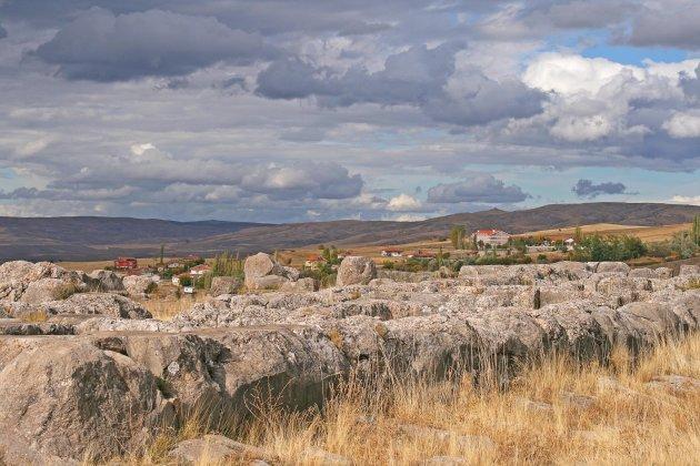 Landschap Hattusa 3