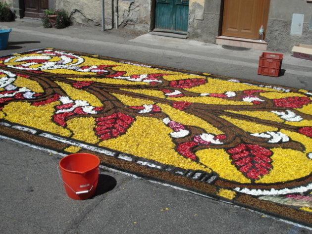 Zeg het met bloemen in Bolsena