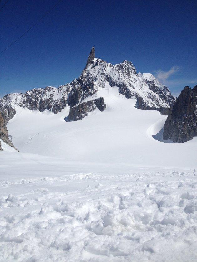 kabelbaan Monte Bianco in Courmayeur