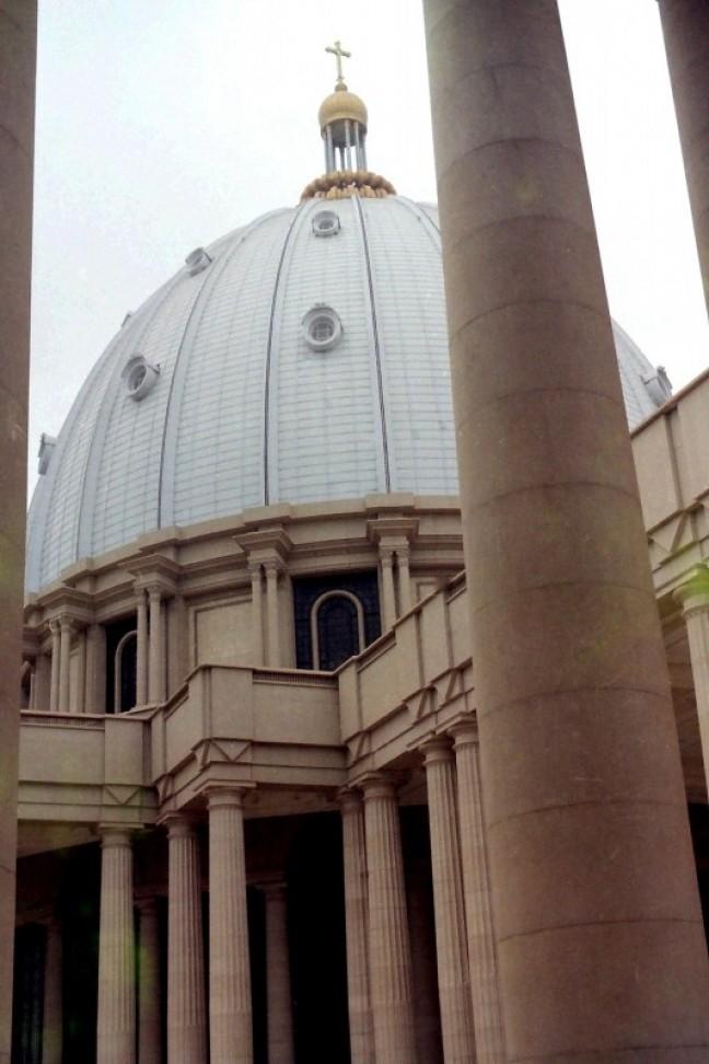 De grootste kerk ter wereld