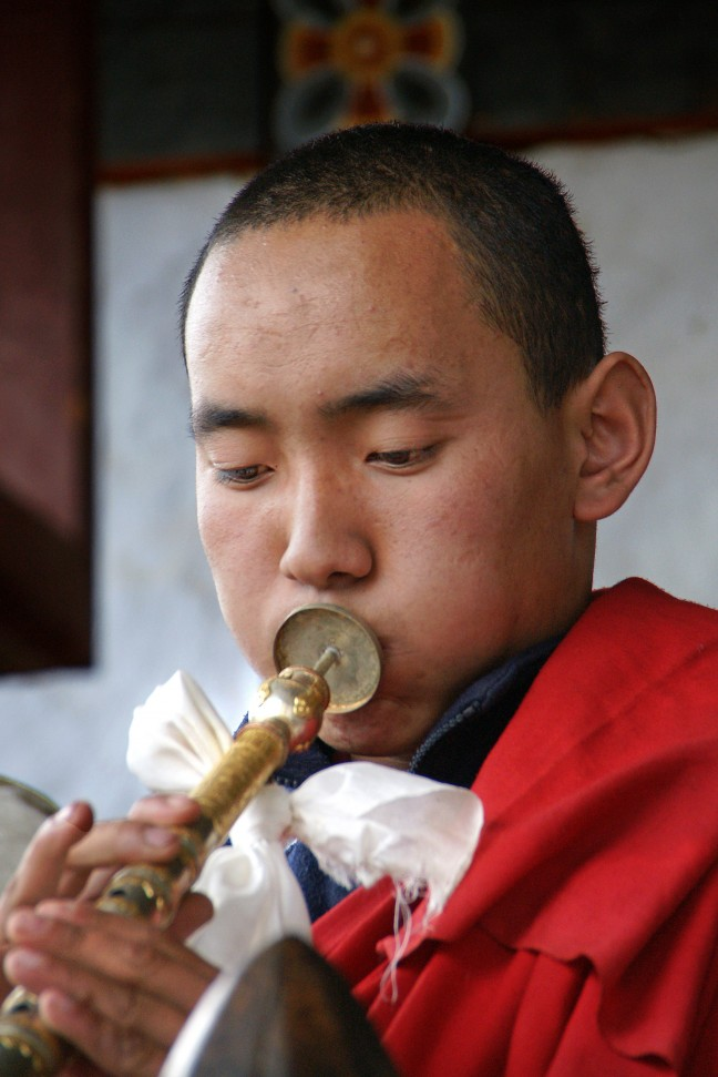 Alleen in Bhutan te koop