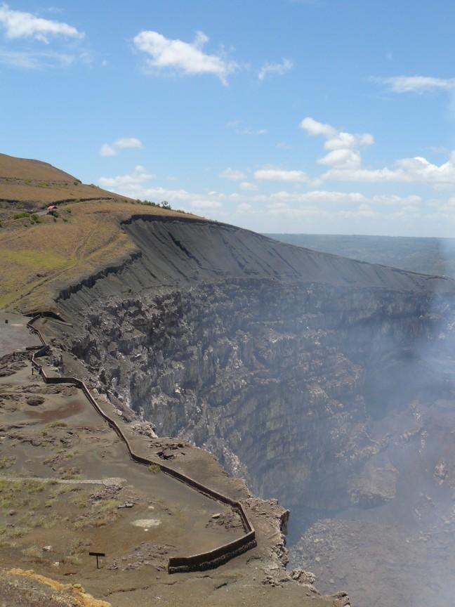 Massaya Vulkaan