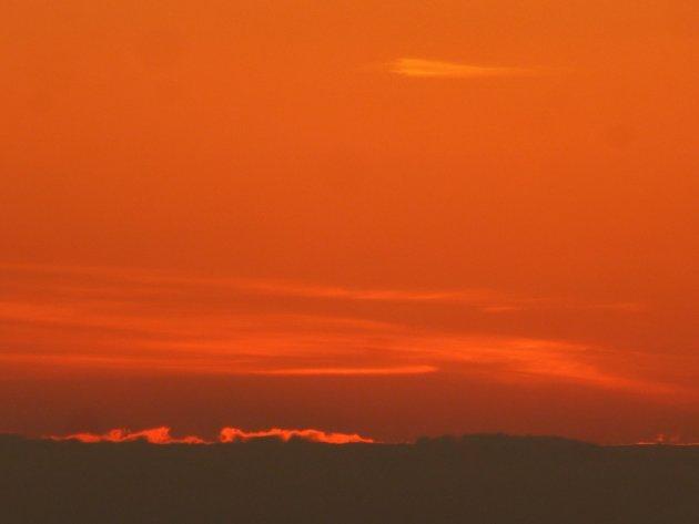 Mooi rood in Algarve