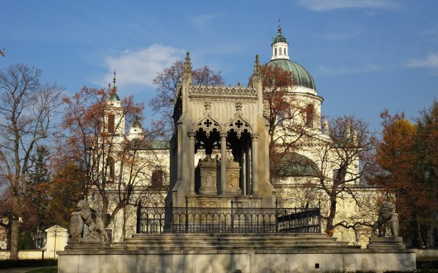 Potocki Mausoleum