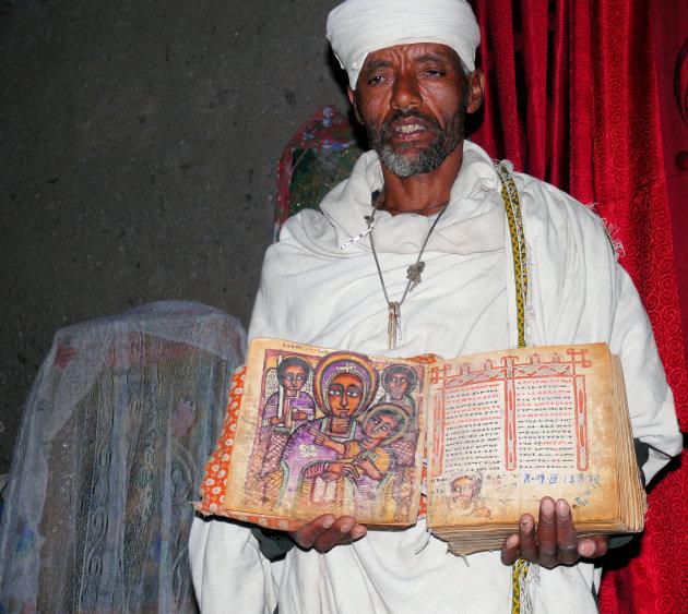 Oude bijbel