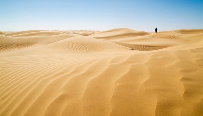 Zand, zand, zand