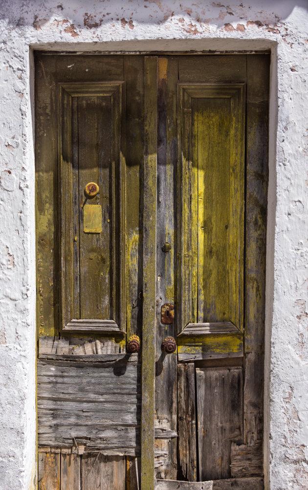 Zomaar een deur
