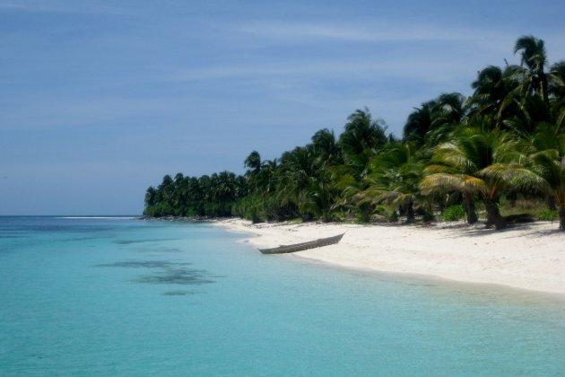 Op een onbewoond eiland...