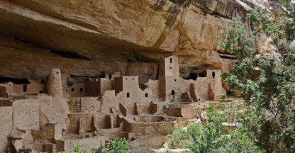 Voorouderlijke Pueblo