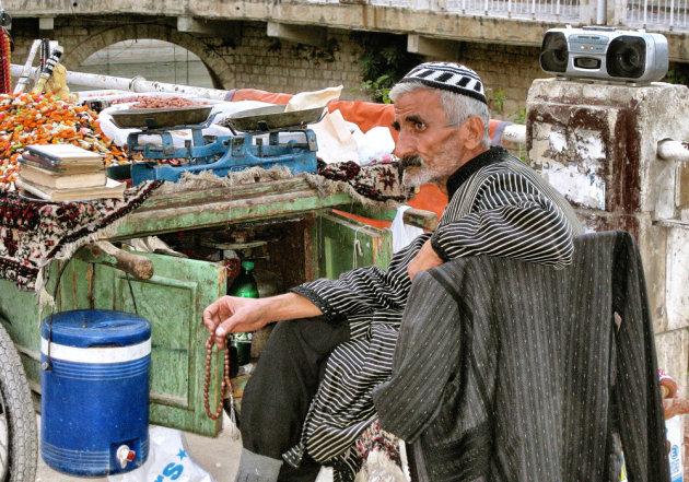 Man in Damascus