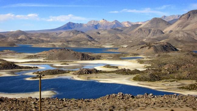 Cotacotani Lake