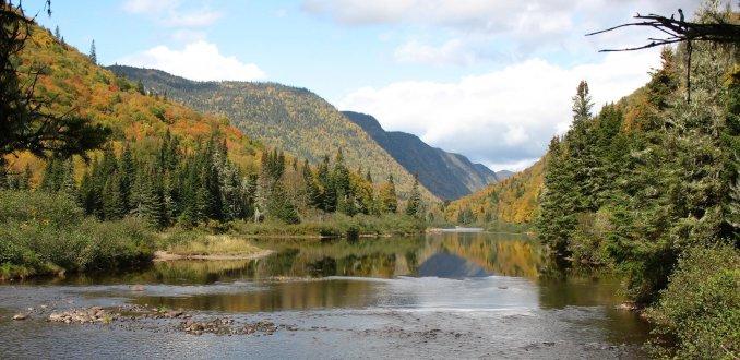 Québec kleurt oranje