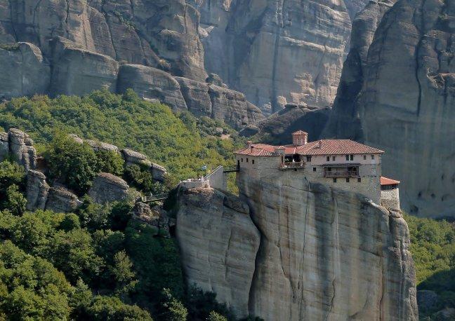 Meteora-klooster