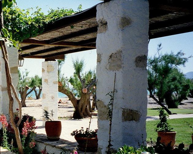 Ralaxen op Samos
