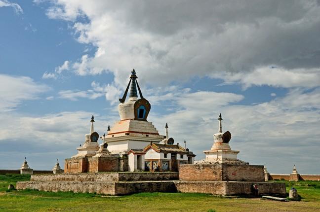 Erdene Zuu Khiid Boeddhistisch kloostercomplex