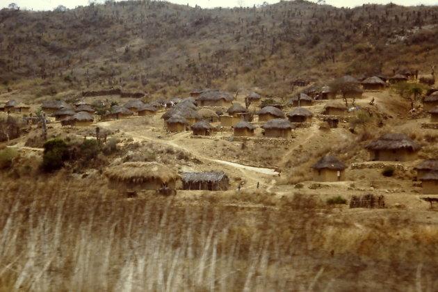 Het dorpse leven