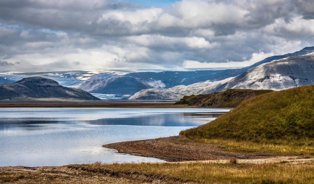 IJsland met een herfsttint