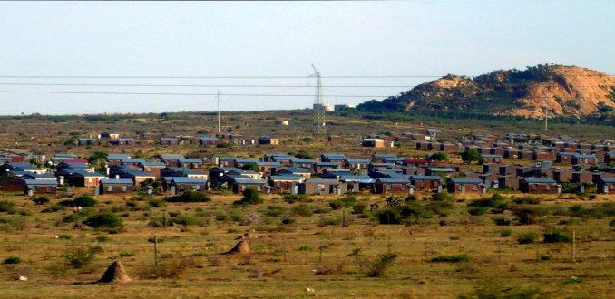 Mandela huisjes