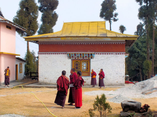 Changhak Choeling klooster