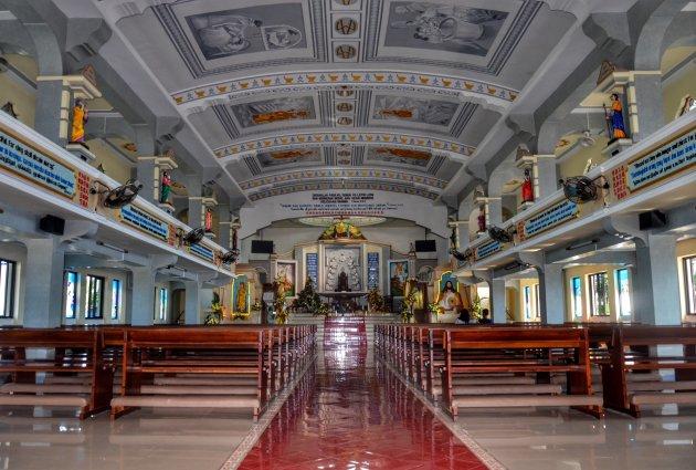 Kerk of tempel