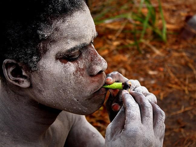 Tradities van de Bosjesmannen