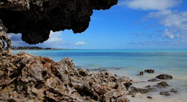 Paradijselijk Panorama op Zanzibar