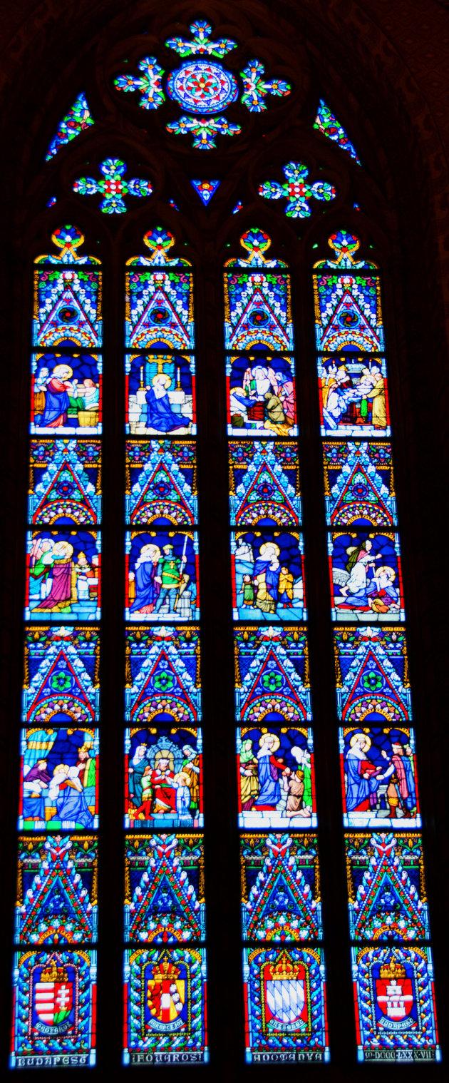 Glas in Lood Sint-Stefanusbasiliek