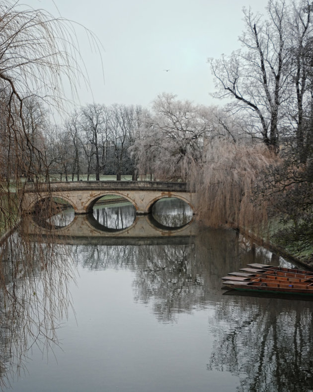 Winter in Cambridge
