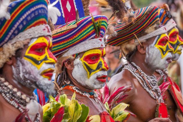 Festival in Goroka