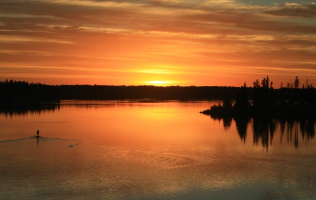 Deel 2 Astotin Lake