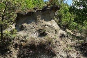 Murion, mannetjes van steen