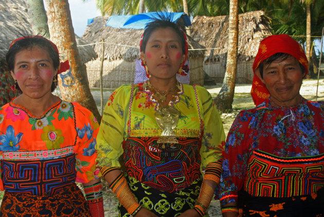 Kuna indianen