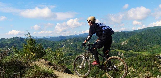 Avontuurlijk fietsen op de Calanche